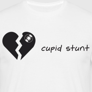 Cupid Stunt T-Shirts - Men's T-Shirt