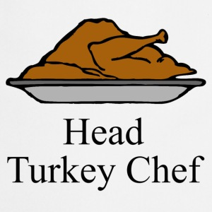 Head Turkey Chef  Aprons - Cooking Apron