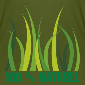 100% NATUREL - T-shirt bio Homme
