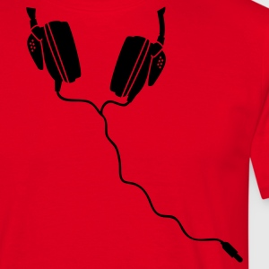 bass-moi baise-moi bass lautsprecher speaker soundsystem T-shirts - Herre-T-shirt