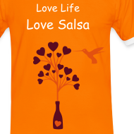 Design ~ Love life, Love salsa