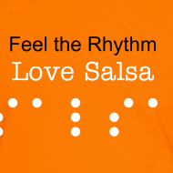 Design ~ Touchy Feely Salsa