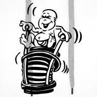 Motiv ~ Kapuzenpullover für Männer. Lensbaby