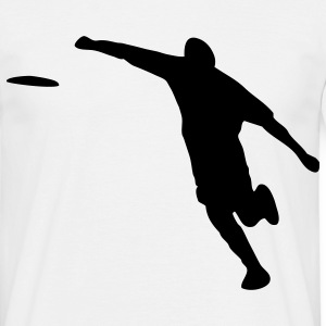 discgolf T-shirts - T-shirt Homme