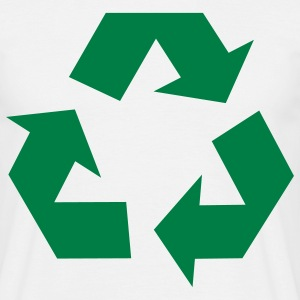 recycle environment T-shirt - Maglietta da uomo