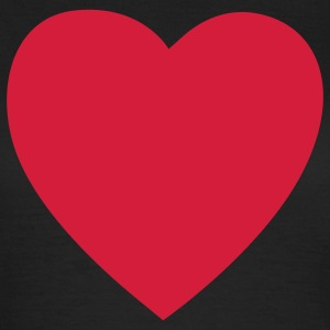 heart valentines day T-shirts - Vrouwen T-shirt