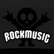 Motiv ~ Rockmusik Regenschirm