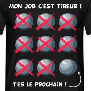 Profession tireur - T-shirt Homme