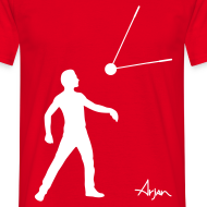 Design ~ Arjan Duicide Classic Shirt (Pick your colour)