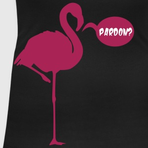 FLAMINGO PARDON T-Shirts - Women's Scoop Neck T-Shirt