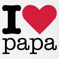 Ontwerp ~ I love papa