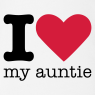 Ontwerp ~ I love my auntie