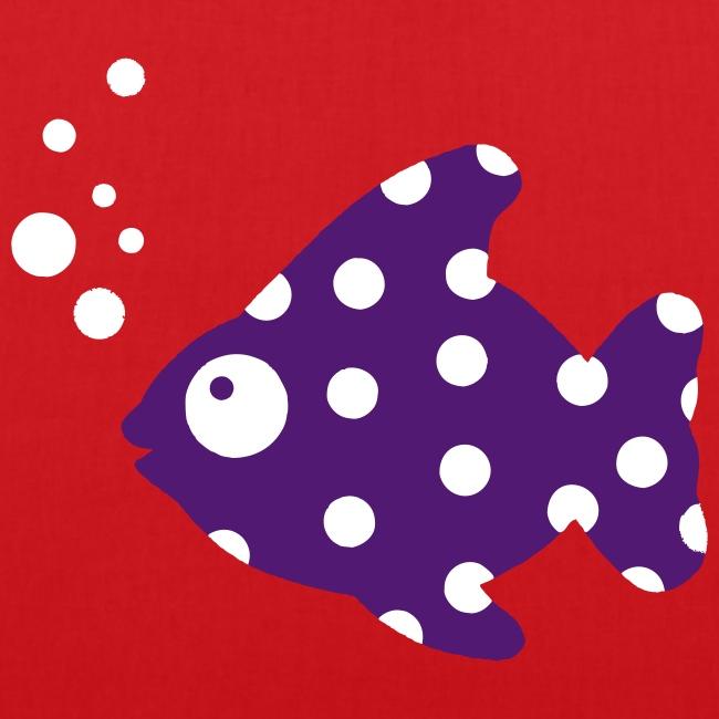 Fisch-Tasche