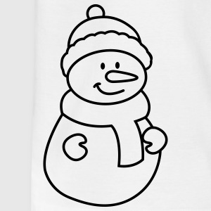 Snowman Kids' Shirts - Teenage T-shirt