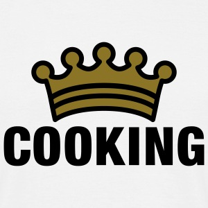 CooKing | Cook King T-Shirts - T-shirt Homme