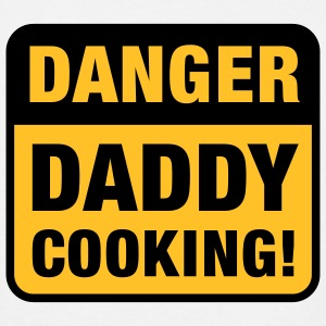 Danger Daddy cooking T-Shirts - T-shirt Homme