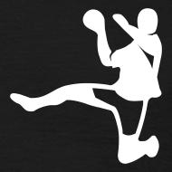 Motiv ~ Handballer | Männer T-Shirt