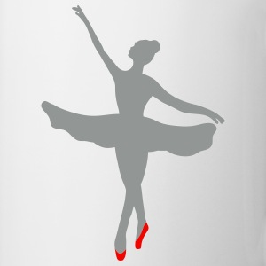 Ballet dancer Mugs  - Mug