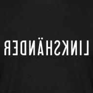 Motiv ~ Linkshänder | Männer T-Shirt