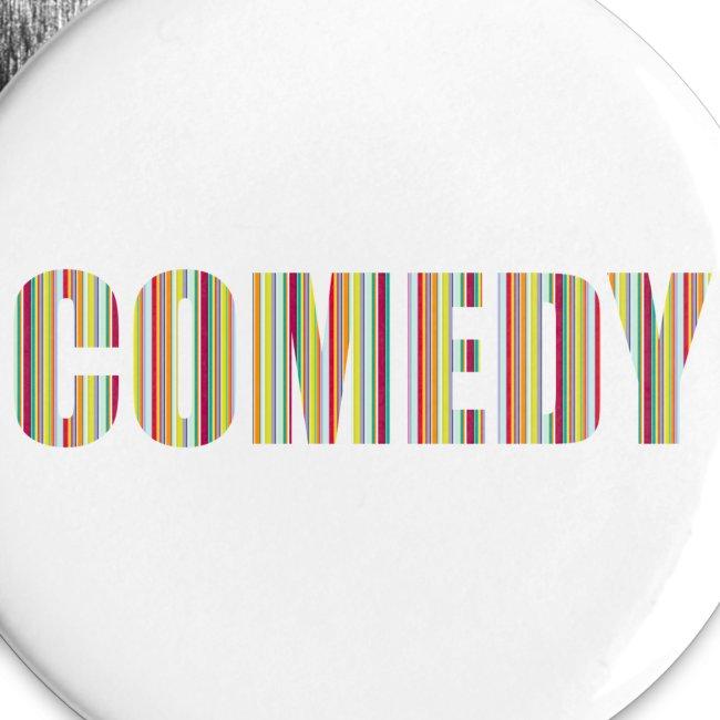 Comedy Buttons Streifen
