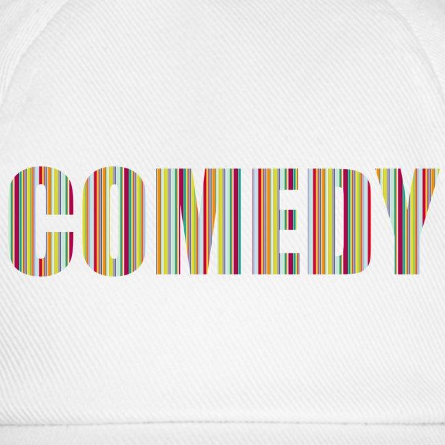 Comedy Cap Streifen