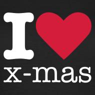 Ontwerp ~ I Love X-mas