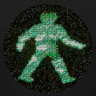 Design ~ space raiders greenman (Classic Kid's T-shirt)