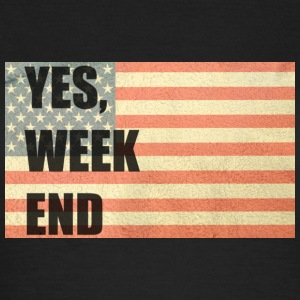 Yes, week end T-shirts - T-shirt Femme