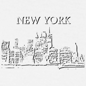 NEW YORK T-shirts - T-shirt Homme