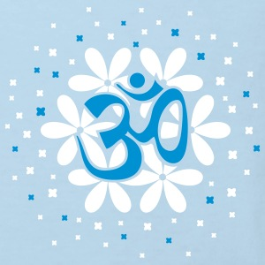 The Om flower bouquet Kids' Shirts - Kids' Organic T-shirt