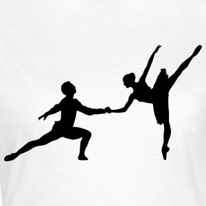 ballett dance T-Shirts - Frauen T-Shirt