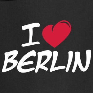 I love Berlin / Ich liebe Berlin  Aprons - Cooking Apron
