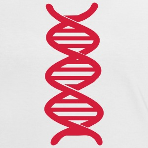 DNA T-Shirts - Frauen Kontrast-T-Shirt