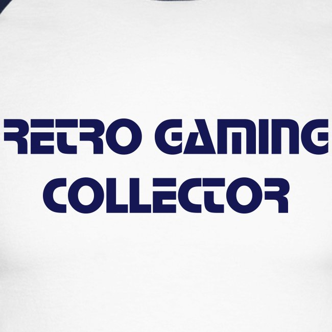Retro Gaming Collector (Navy)