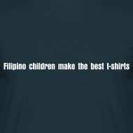 Design ~ Filipino Children make the best T-shirts