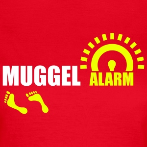 Muggelalarm - 2 color - Women's T-Shirt