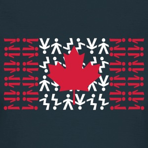 Canadian Skydiving Flag - Women's T-Shirt