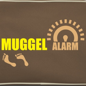 Muggelalarm -2color - Sac Retro