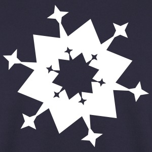 Snowflake Hoodies & Sweatshirts - Men's Sweatshirt