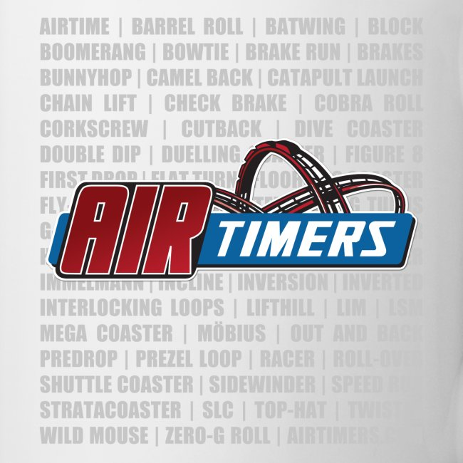 Airtimers Tasse