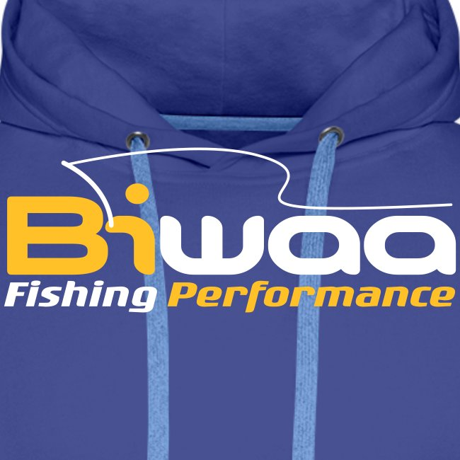 Biwaa Hoodie  logo Bi-ton