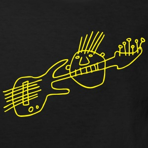 guitar-face T-Shirts - Kinder Bio-T-Shirt