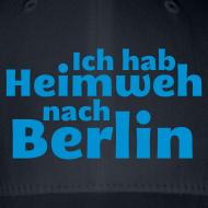 Motiv ~ Ich hab Heimweh nach Berlin - Mütze