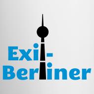 Motiv ~ Exil-Berliner - Tasse
