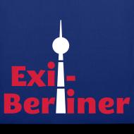 Motiv ~ Exil-Berliner - Tasche