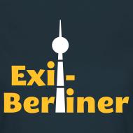 Motiv ~ Exil-Berliner - Frauen Shirt