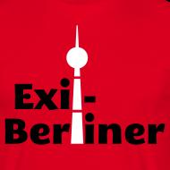 Motiv ~ Exil-Berliner - Männer Shirt