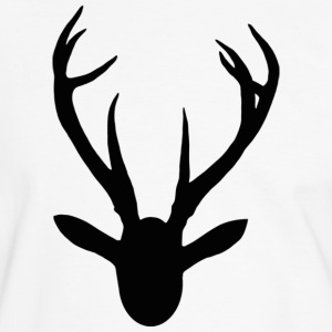 cerf T-shirts - T-shirt contraste Homme