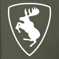 Design ~ Prancing moose, more colours