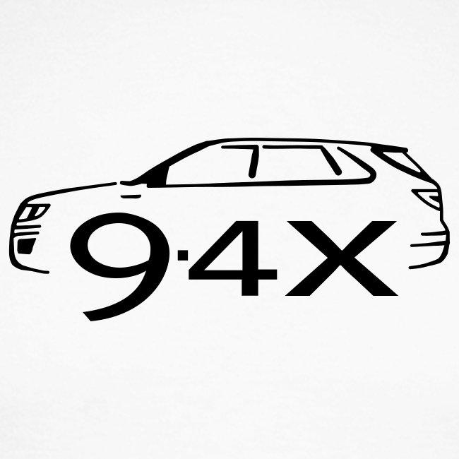 New Saab9-4x